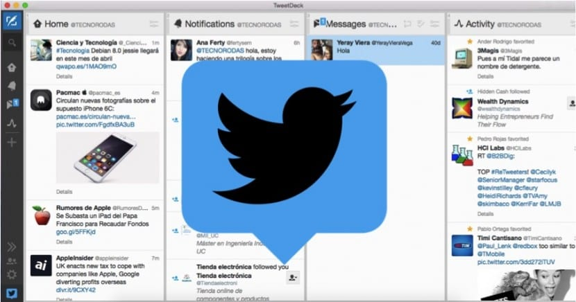 Actualización-TweetDeck