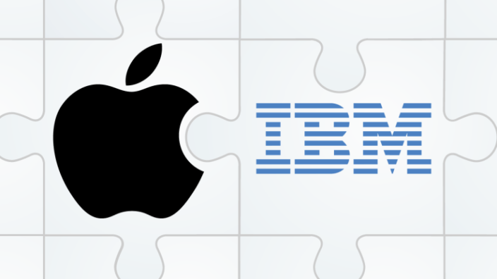 Apple IBM empresa iOS 8.3