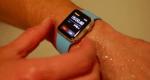 Apple Watch resistencia agua
