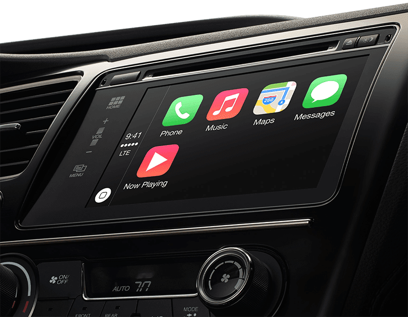 CarPlay iOS 8.3