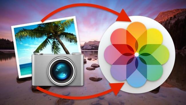 Como trasladar fotos iPhoto nueva app Fotos