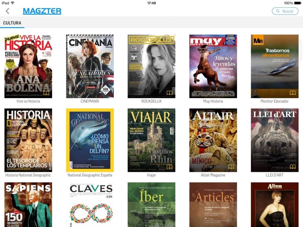 Magzter, el netflix de las revistas