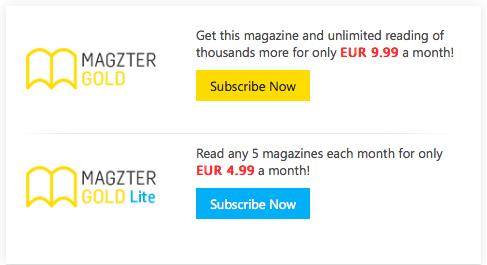 Suscripciones Magzter