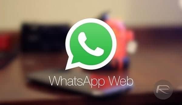 WhatsApp Web para iOS