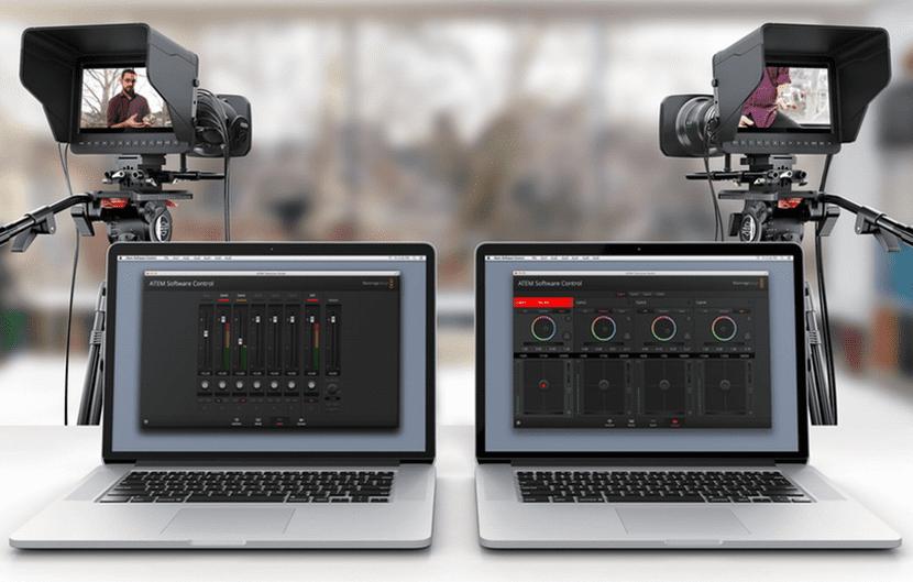 Crea tu estudio de televisión con ATEM Television Studio