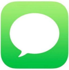 mensajes iOS 8.3