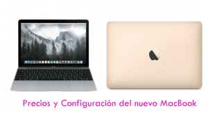 nuevo macbook apple
