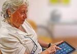 Apple IBM regalan iPad ancianos japon