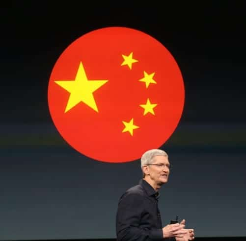 Tim Cook habla de Apple Pay, del medio ambiente y también de Xiaomi en su visita a China