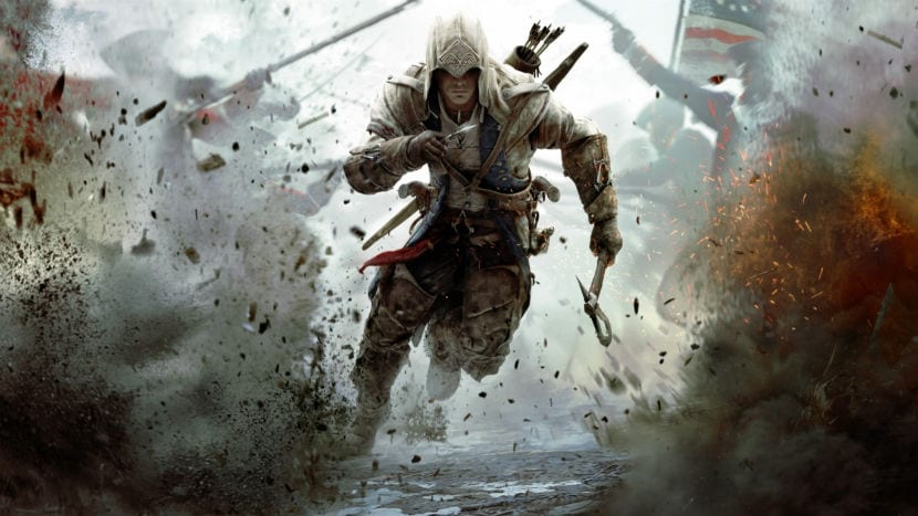 Assassins Creed 3 Running Mac Wallpaper
