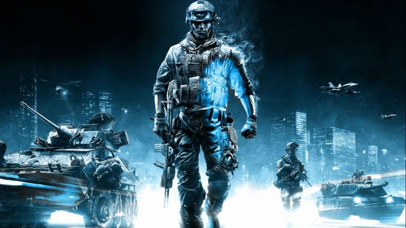 Battlefield 3 Action Game Mac Wallpaper