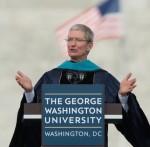 CEO Apple George Washington University