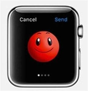 Cambiar color emoji Apple Watch