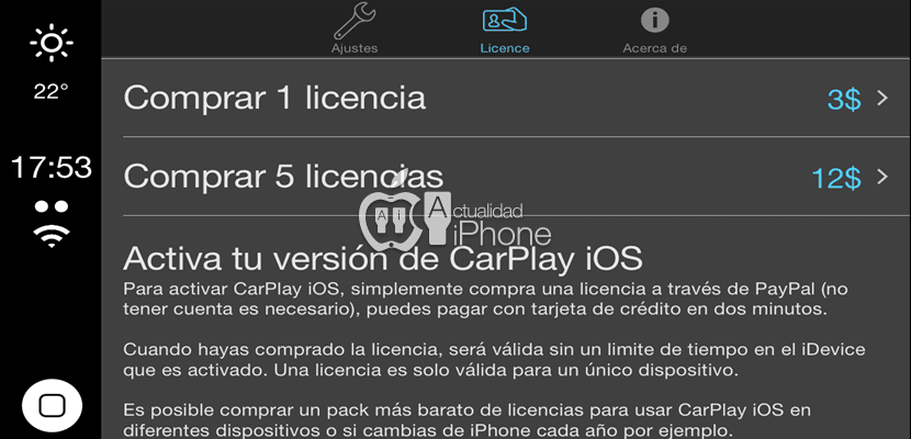 CarPlay Jailbreak