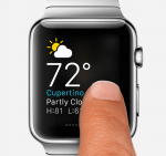 Como gestionar Vistazos Glances Apple Watch
