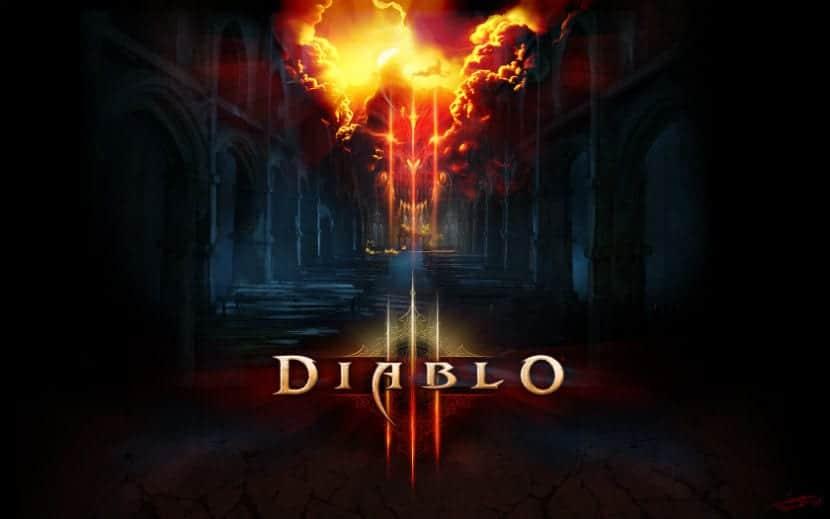 Diablo III mac logo