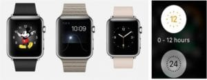 Esfera Apple Watch y modo 24 hrs