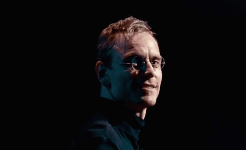 Fassbender Steve Jobs trailer