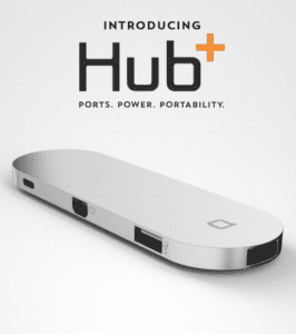 Hub+ for USB-C nuevo MacBook
