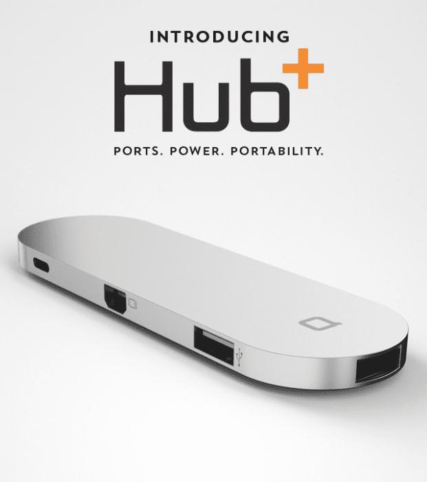 Hub+ for USB-C nuevo MacBook