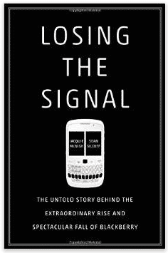 Portada Losing the signal