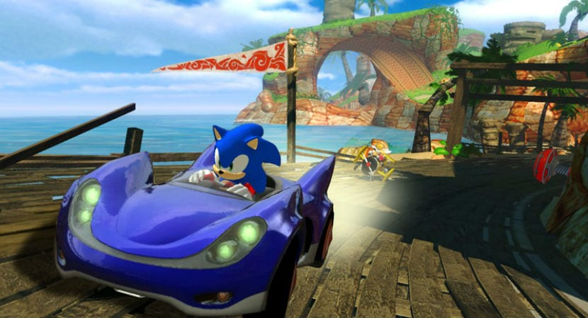 Sonic & SEGA All-Stars Racing Mac App Store