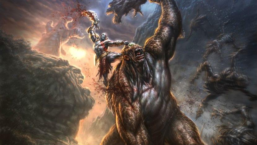 Wallpapers kratos god of war