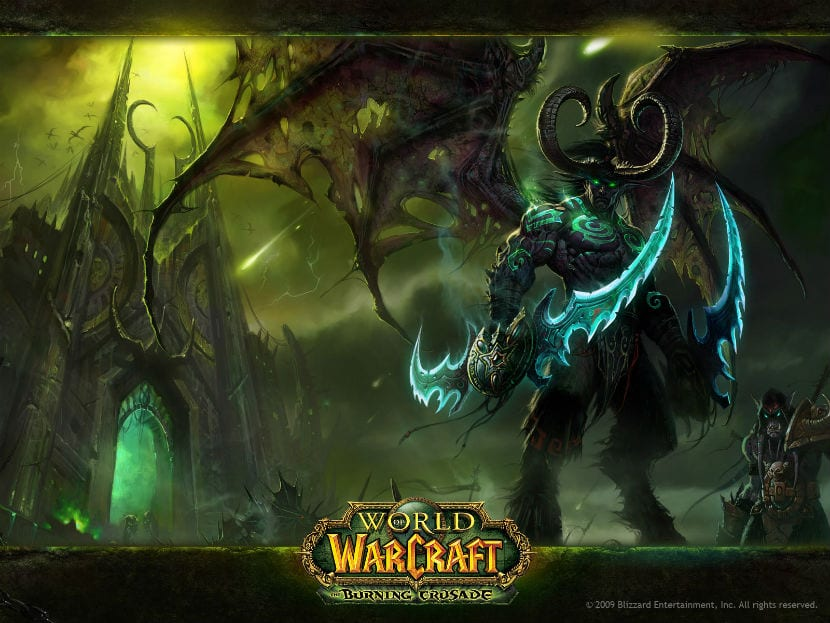 World Of Warcraft mac