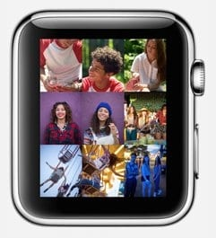 app fotos apple watch