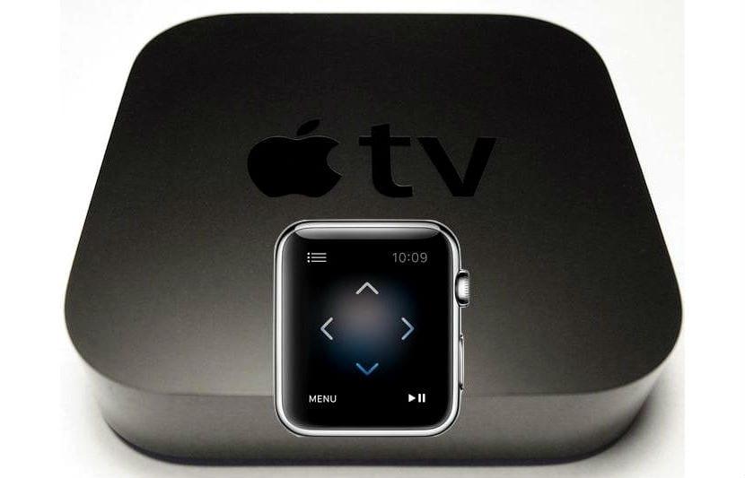 apple watch apple tv