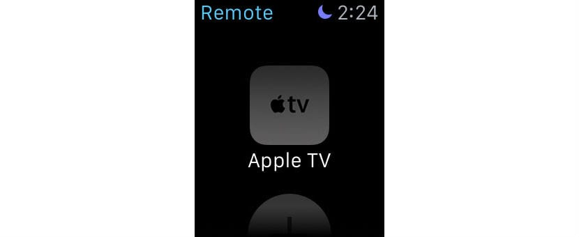 apple watch tv remote