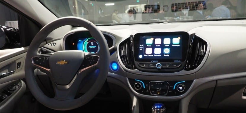 Carplay Chevrolet
