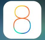 iOS 8 pisa fuerte