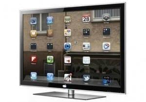 television apple