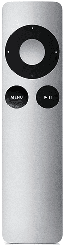 Apple Remote 2ª y 3ª gen Apple TV