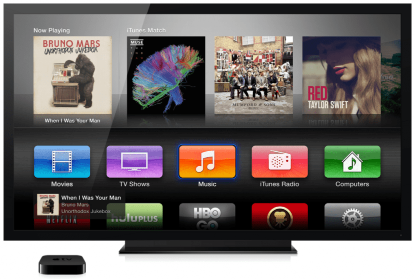 Apple TV- servicio web-0