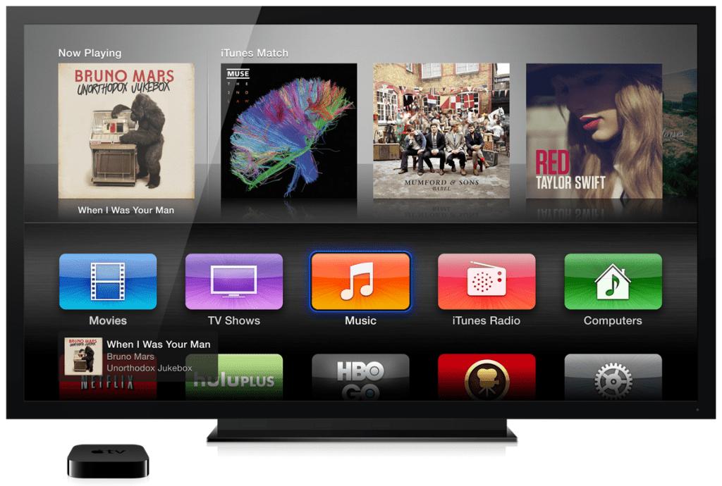 how to cancel an app on apple tv