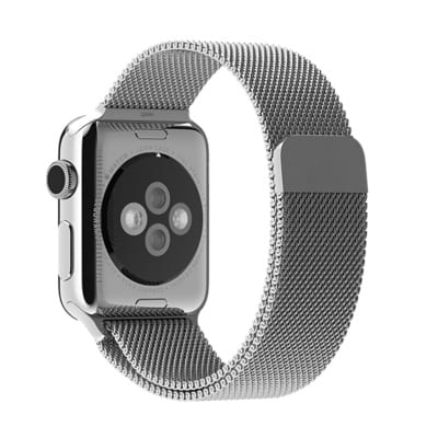 Apple Watch con Milanese Loop