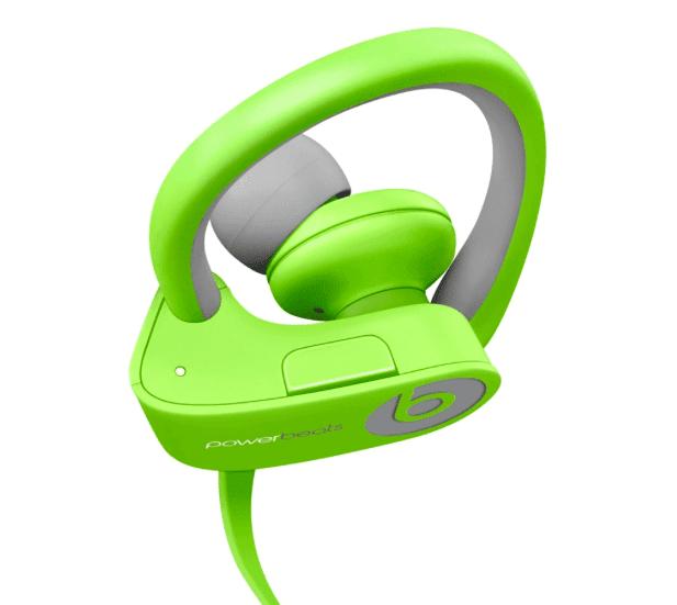 Apple lanza nuevos auriculares Beats a juego con el Apple Watch Sports