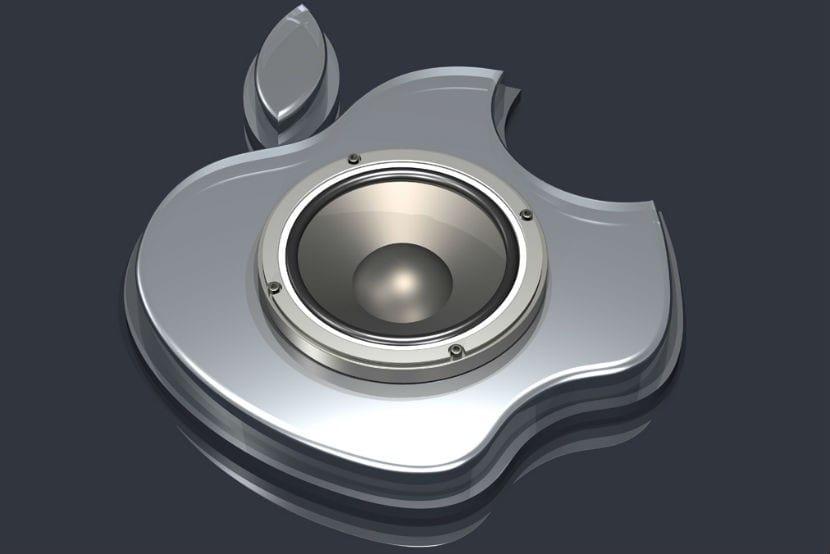 Apple music altavoz