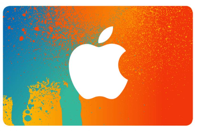 Cómo enviar una tarjeta regalo de iTunes desde tu iPhone