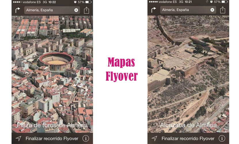 Mapas Flyover