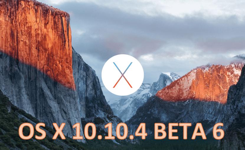 OS X 10.10.4-Beta 6-14E36b-0