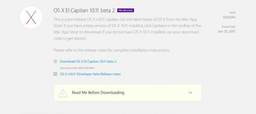 OS X El Capitan-beta 2-0