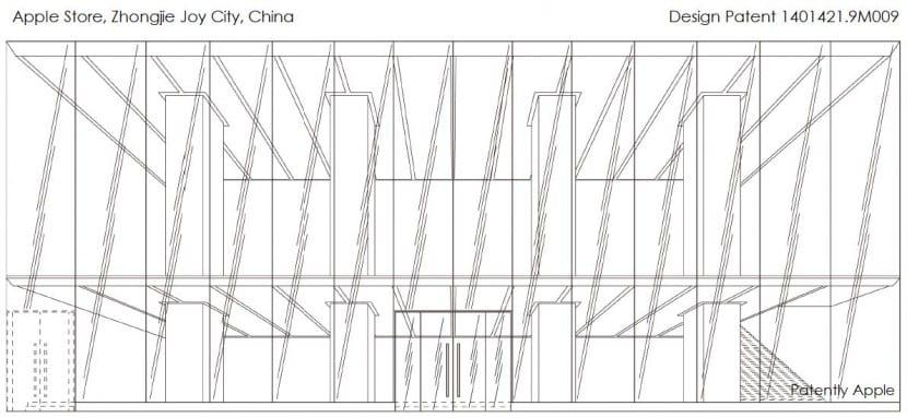 Patente-Apple store-copia-china-1
