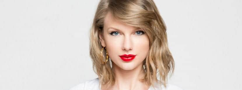 Taylor Swift Cantante