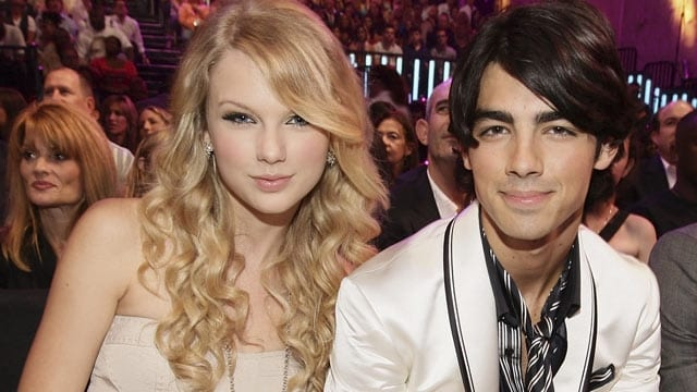 Taylor Swift y Joe Jonas