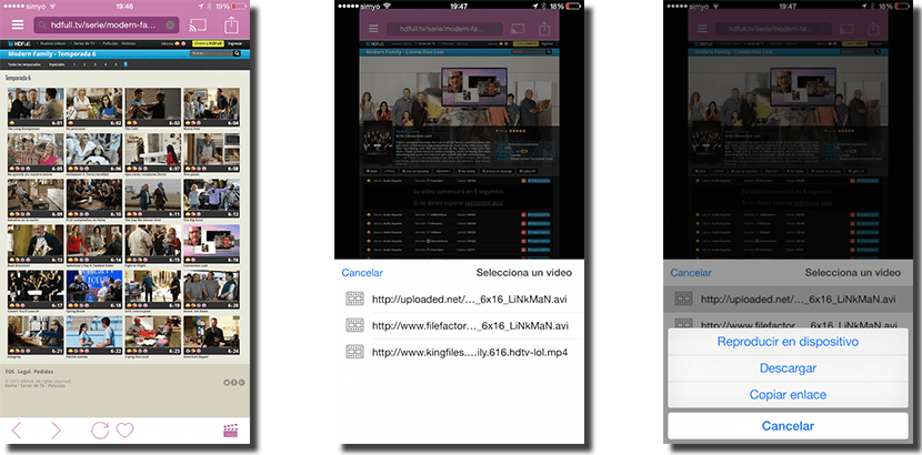 ver pelis gratis con videoweb