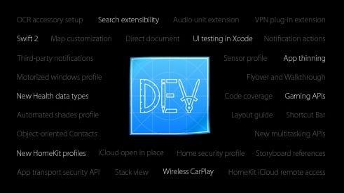 iOS 9 Dev