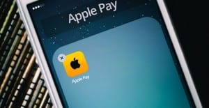 Apple Pay iPhone logo